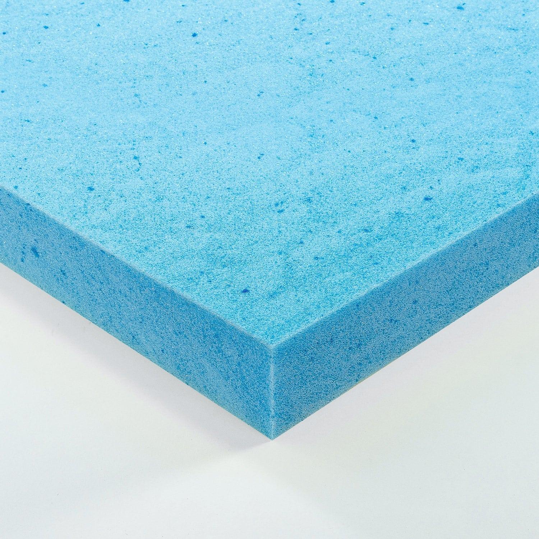 la espuma viscoelástica con gel ofrece una excelente adaptabilidad