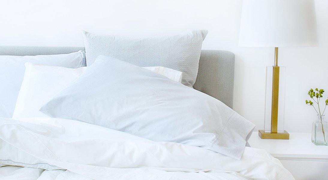 las almohadas de plumas son muy transpirables