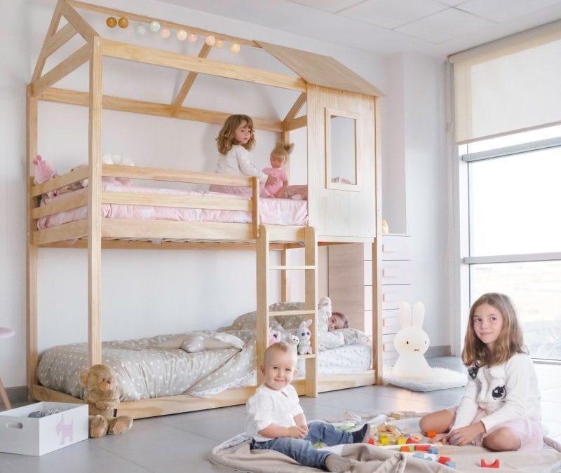 Literas para habitaciones infantiles : Seguridad ante todo