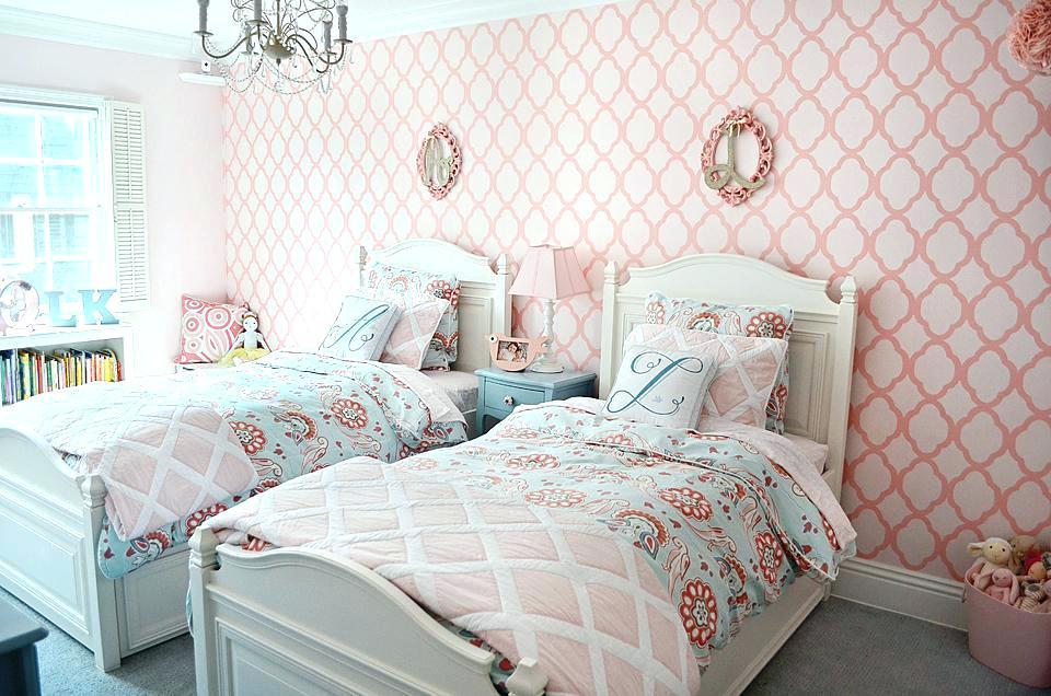 habitaciones dobles infantiles con camas gemelas