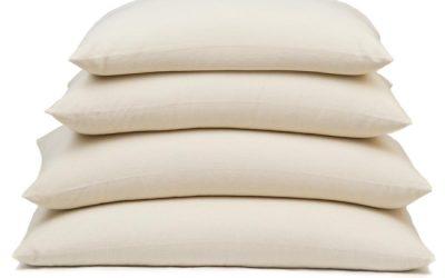 Almohada alta o baja y otras consideraciones