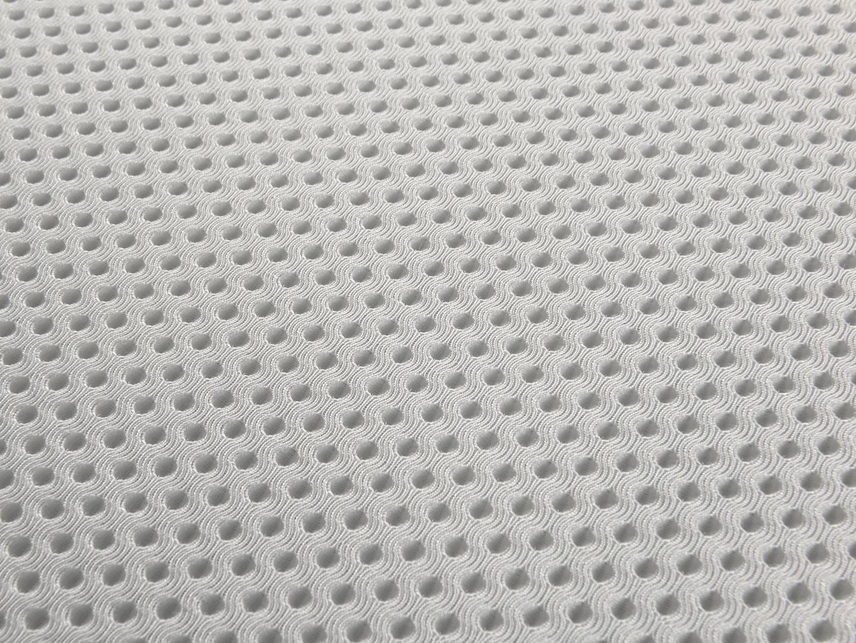 cubrecolchones con tejido 3d transpirable