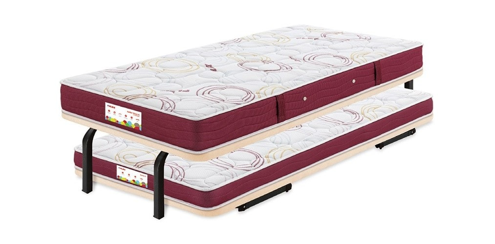 las camas nido para aprovechar el espacio