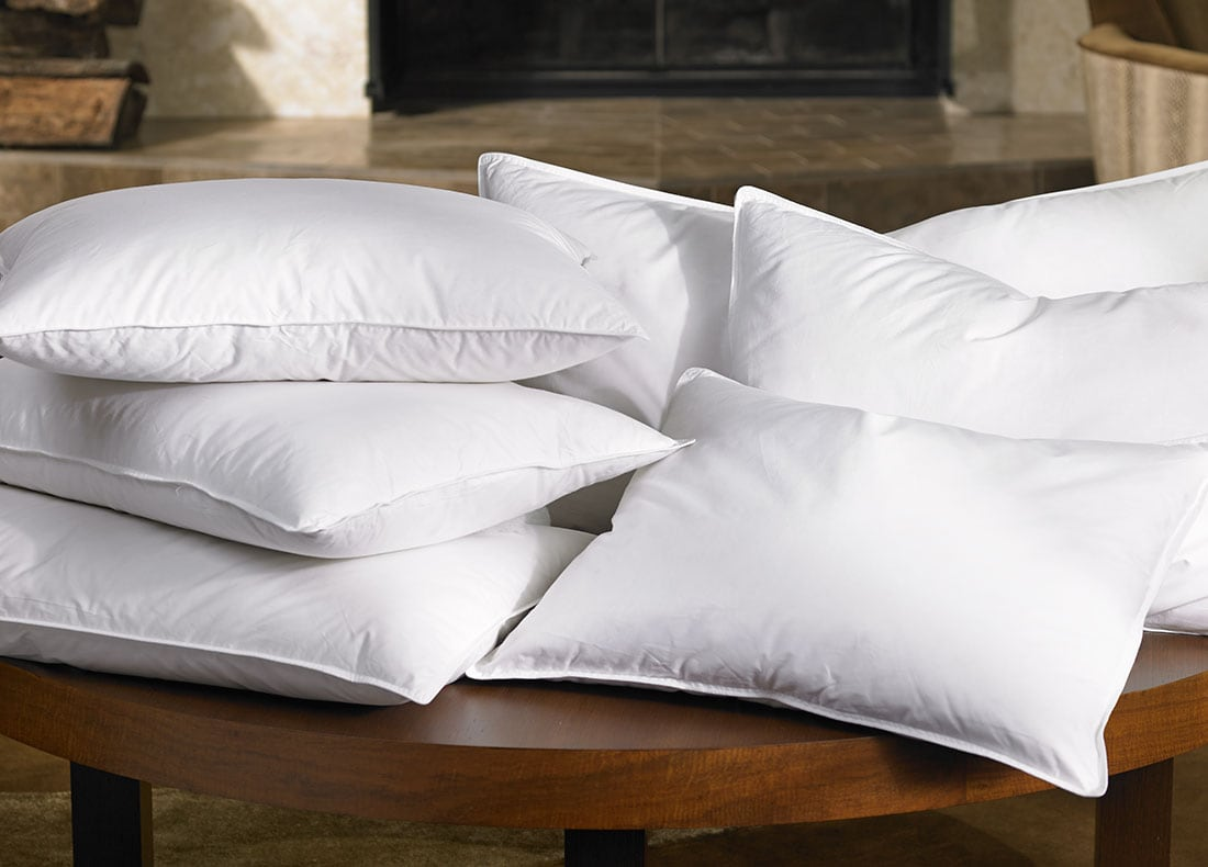 almohadas para dormir bien