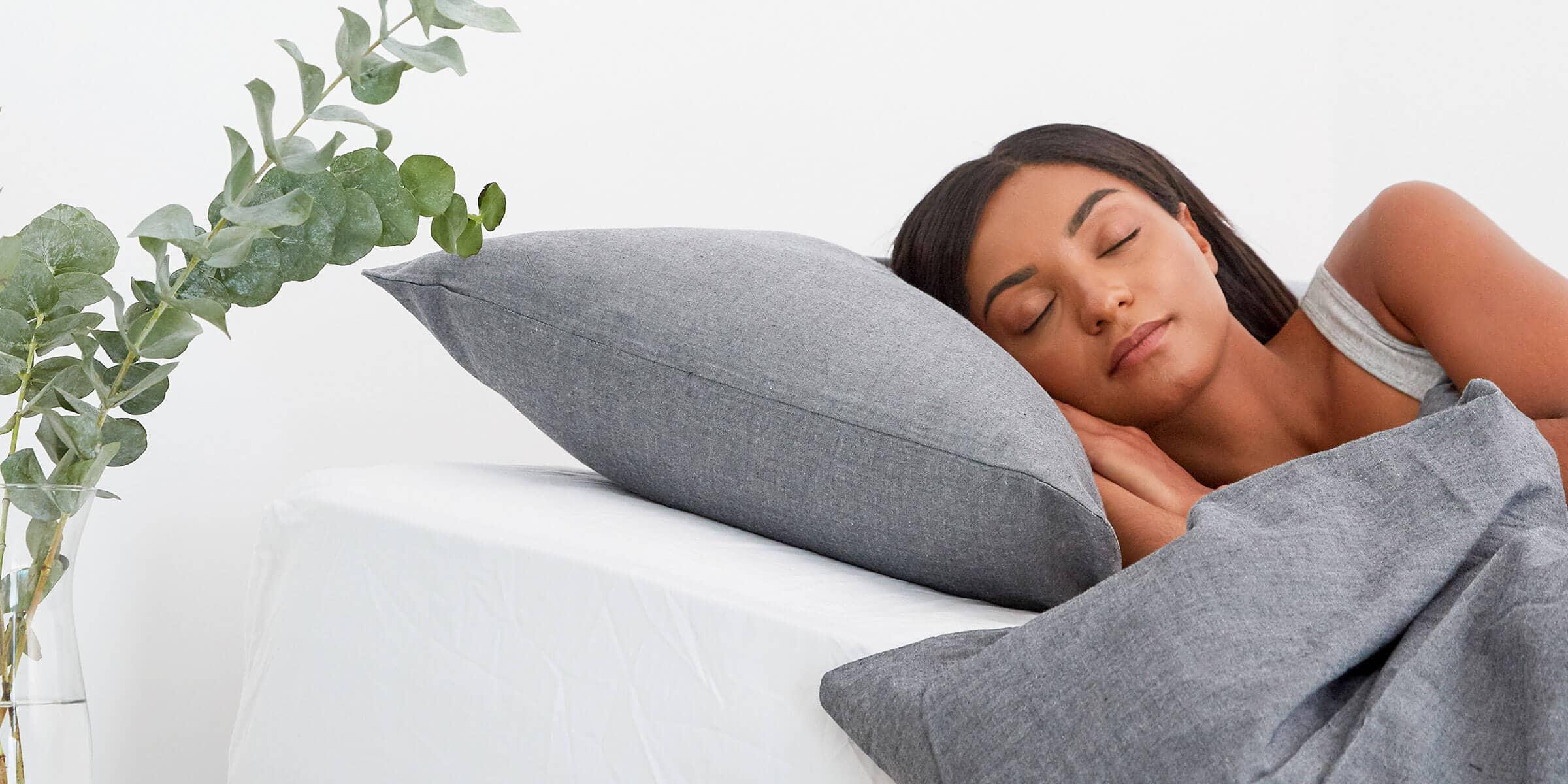 almohadas altas
