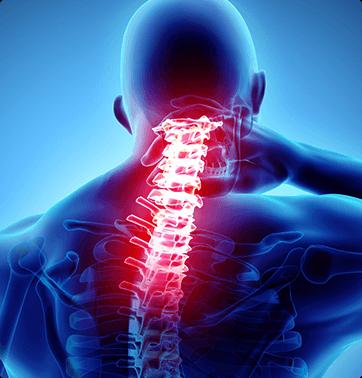Lesión en el cuello