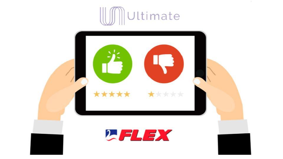 Gama Ultimate de Flex
