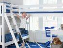 Literas de tres camas: Compartir habitación