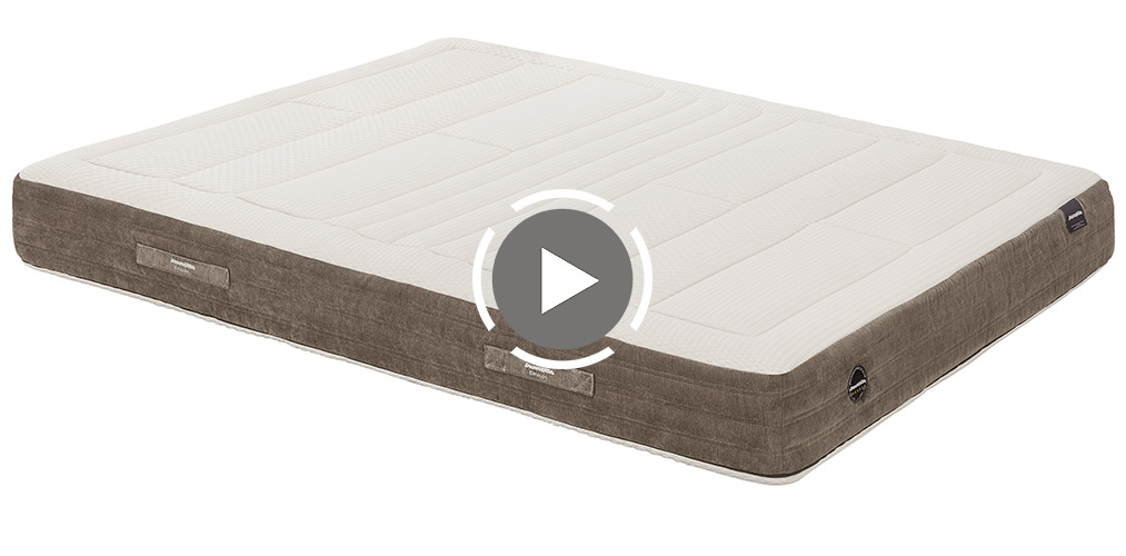 Colchon De Latex Talalay Dunlopillo Emocion 24