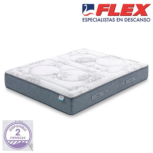 colchon flex palace visco
