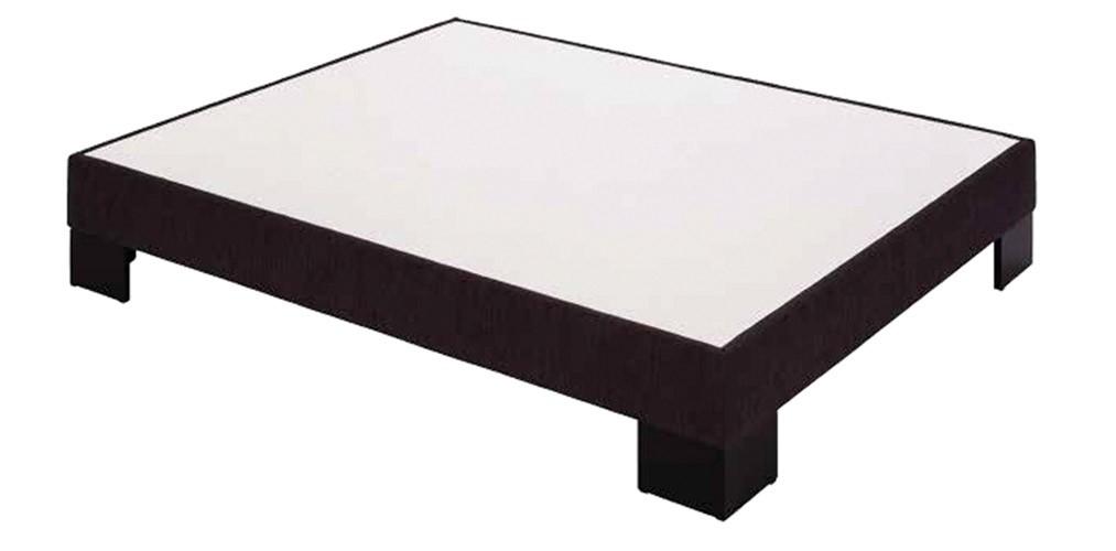 base tapizada dunlopillo al mejor precio del mercado colch n expr s. Black Bedroom Furniture Sets. Home Design Ideas