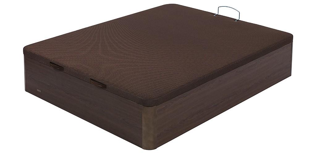 Canap abatible de madera con tapa transpirable flex 25 for Canape software