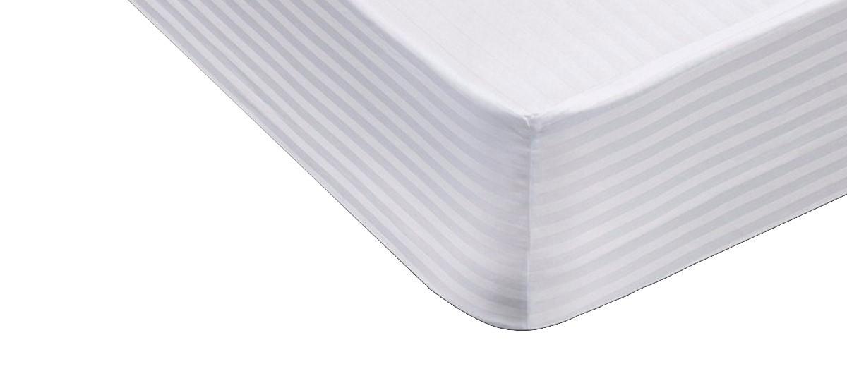 Cubre colchón 100% Algodón Listado CE Home