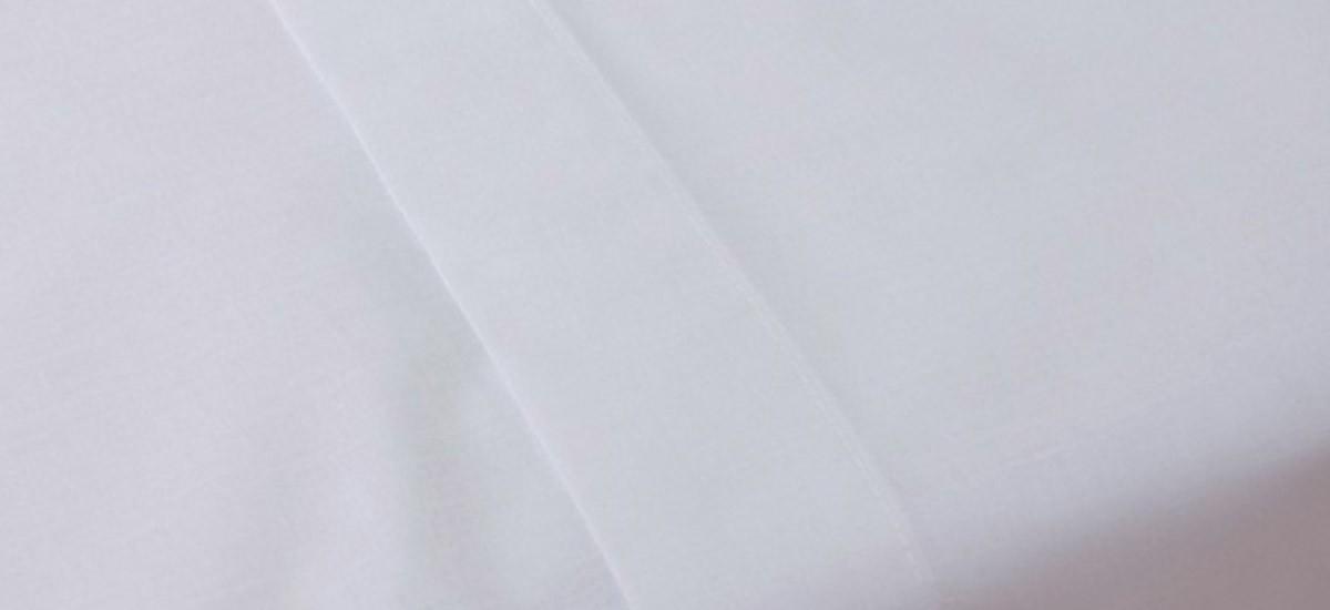 Sabana encimera 100% Algodón Liso CE Home