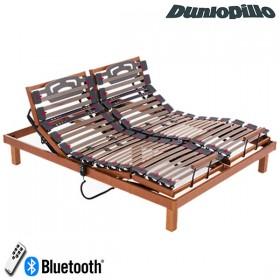 Somier Articulado Eléctrico Dunlopillo Epsilon 2 Motores y Mando Bluetooth