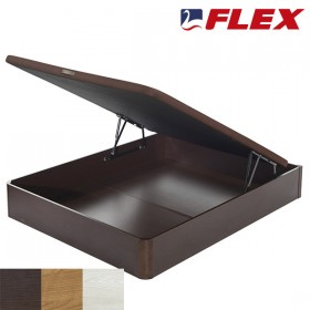 Canape Abatible Flex Madera 19 Tapa Transpirable