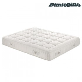 Colchon De Latex Talalay Dunlopillo Royal 27 Medium