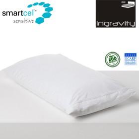 Funda almohada blanco SmartCel Ingravity Termalfresh