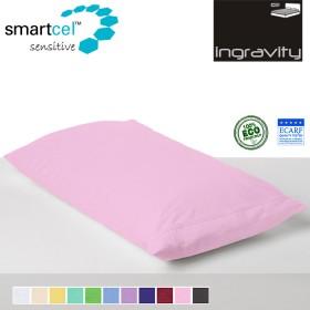 Funda de almohada colores con SmartCel Ingravity 2ndSkin Termalfresh