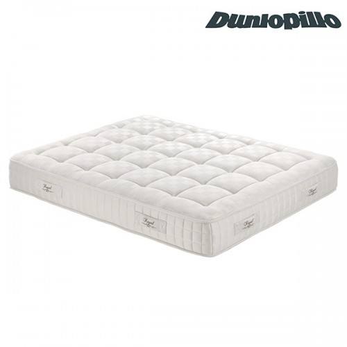 Colchón de Látex Talalay Dunlopillo Royal 27 Medium