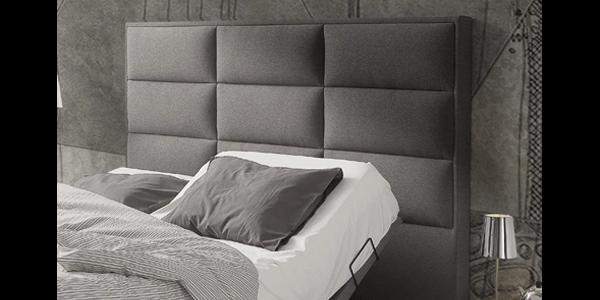 Cabeceros de cama en oferta colch n expr s - Cabeceros acolchados cama ...