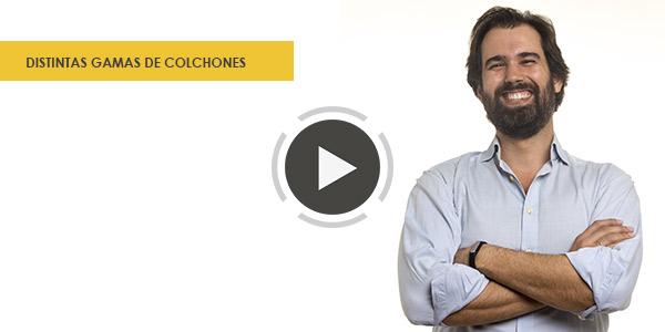 Oferta en colchones y canap s con promo 2x1 colch n expr s - Como elegir colchon viscoelastico ...