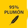 plumón 95%