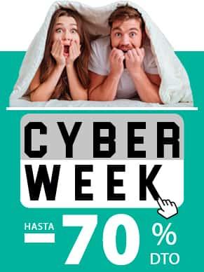 cyber week colchones