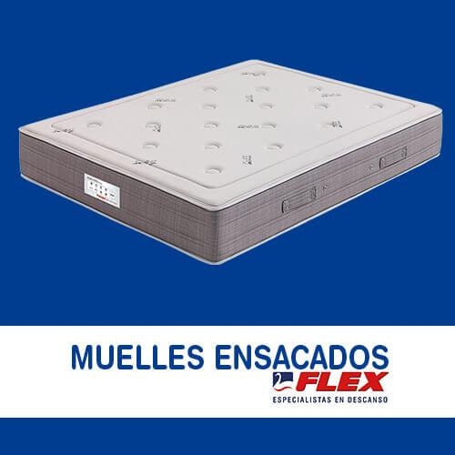 ▷ Colchones FLEX con Muelles Ensacados ¡EN OFERTA!